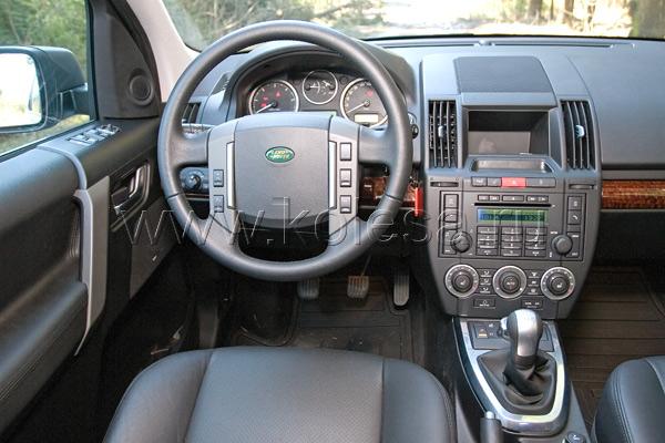 Простота и лаконичность: то чего боятся  допустить другие, в Land Rover сделали  своими козырями