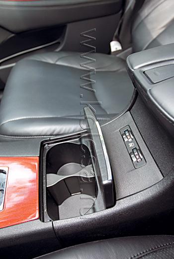 Впечатления после Lexus ES350 остались приятные