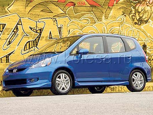 Honda не везет к нам Россию свои шесть разновидностей Civic