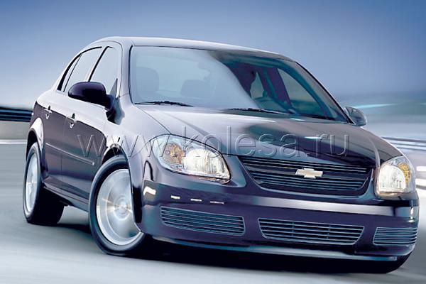 Лидером по «неввозимым» машинам можно считать Chevrolet