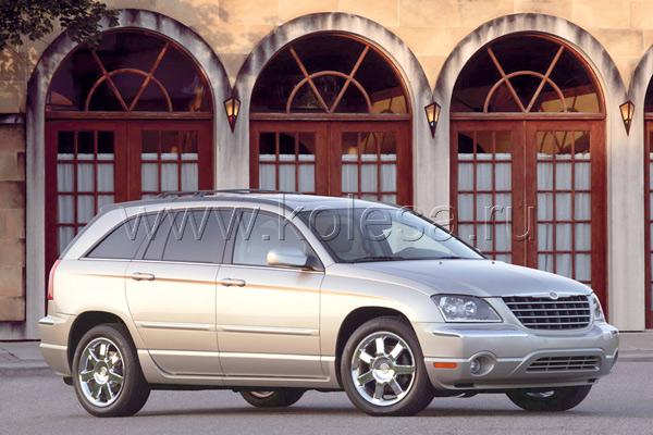 Chrysler от нас почти ничего не скрывает