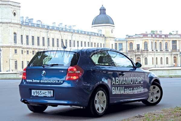 «Колёса» рекомендуют: BMW 120i стоимостью от 1 045 000 руб.