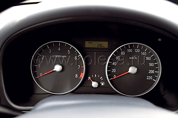 Эргономика, уют и легкость управления автомобилем в городе – хорошая компенсация невыразительной внешности
