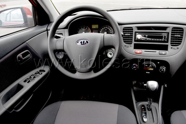 Многие детали мы уже видели в Hyundai Verna