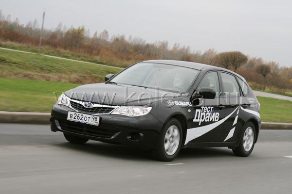 Subaru Impreza: «Искусство – в массы!»