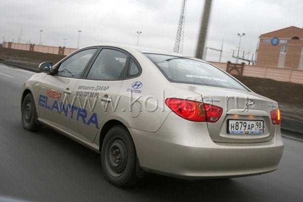 Hyundai Elantra 1.6 л, 122 л.с., 5МКПП