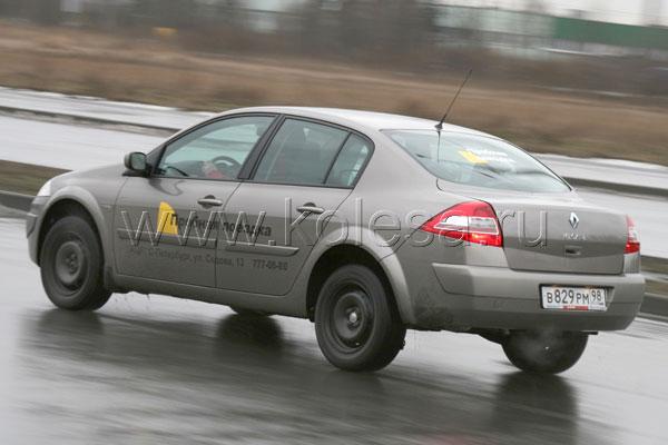 Renault Megane Sedan 1.6 л, 115 л.с., АКПП