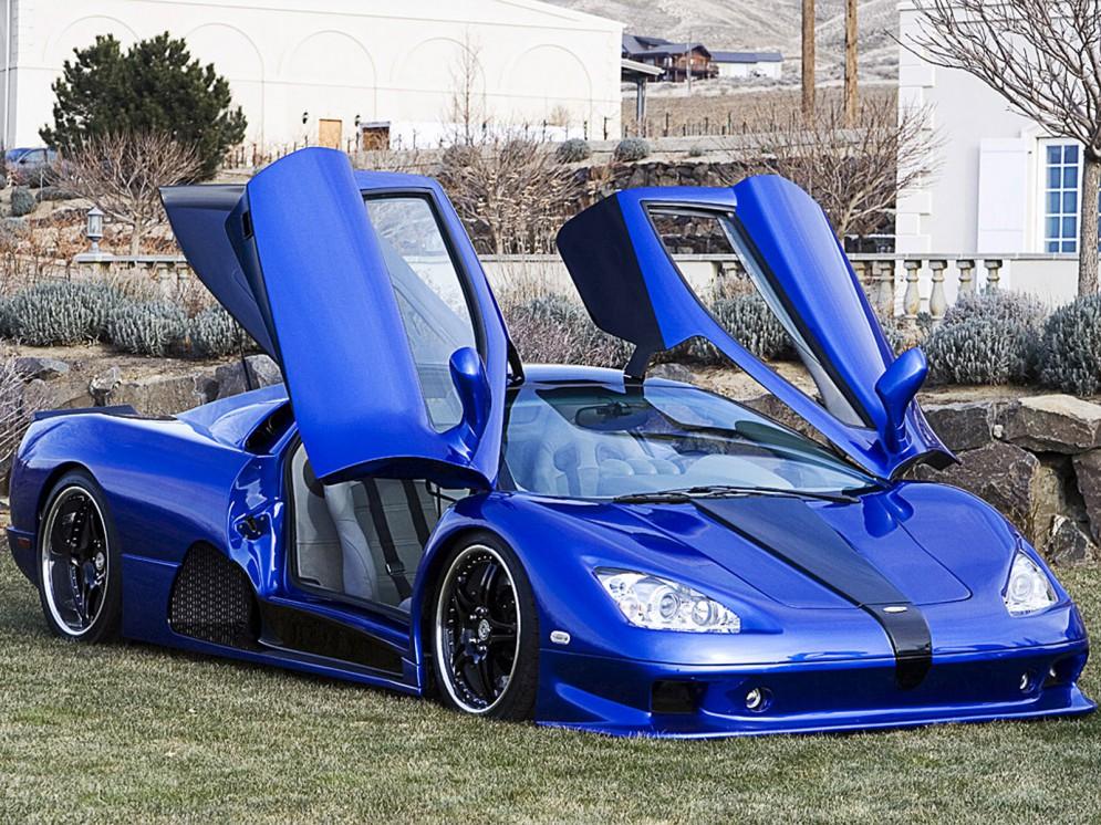 Самые крутые дорогие машины в мире