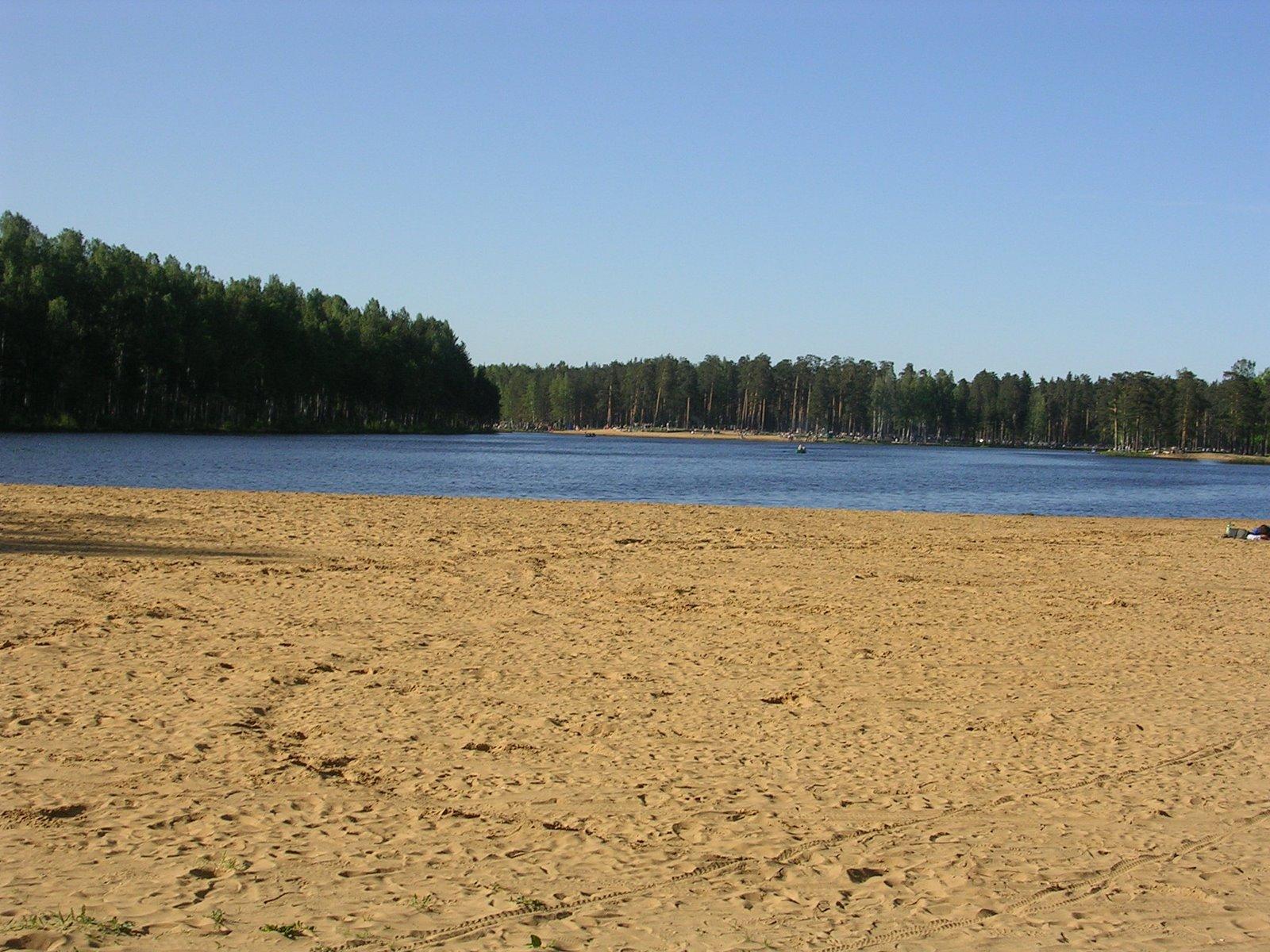 схема проезда к озеру в токсово
