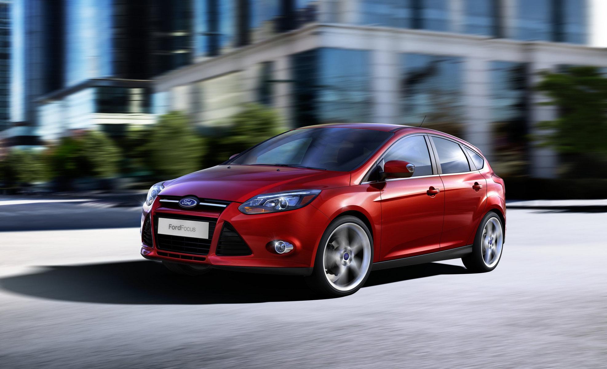 Российский Ford Focus перешел на газ изоражения