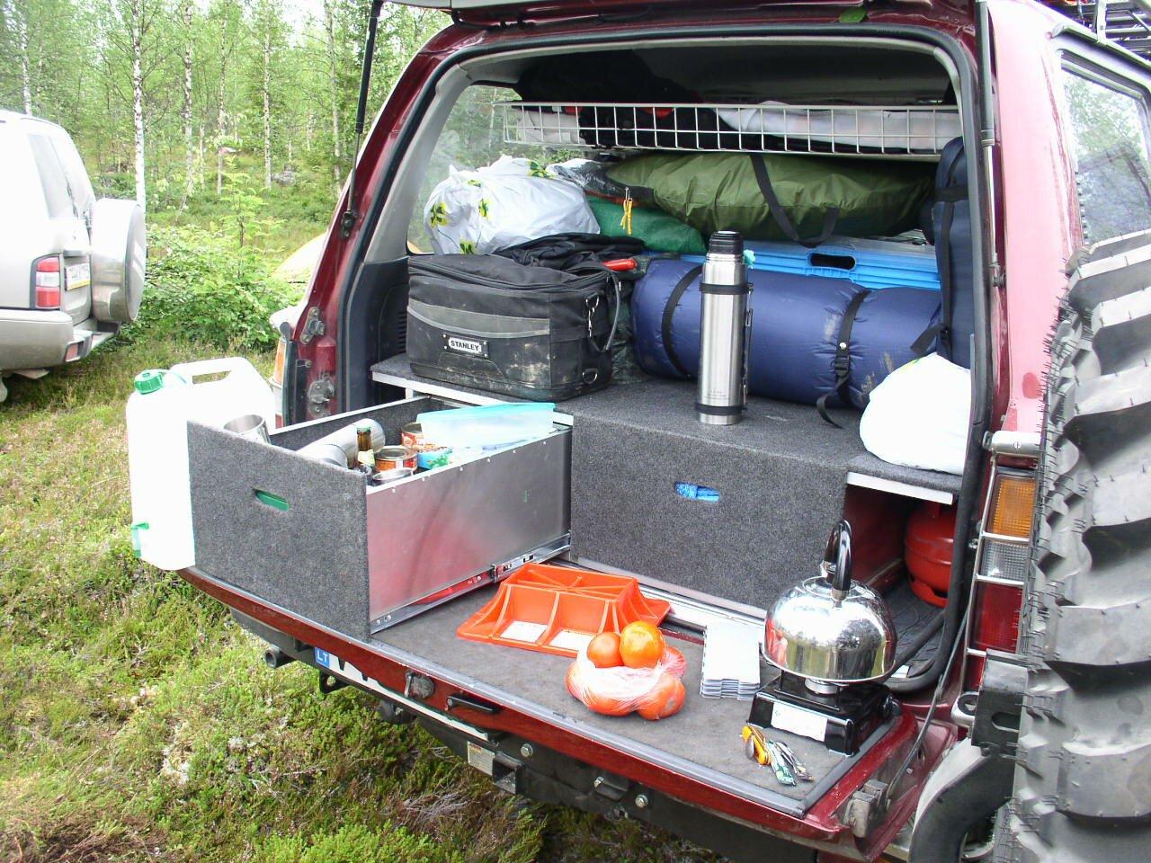 Органайзер в багажник авто своими руками фото 428