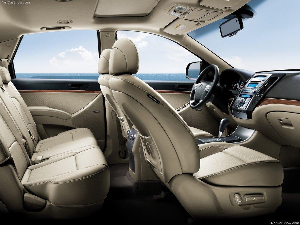 Салон Hyundai ix55