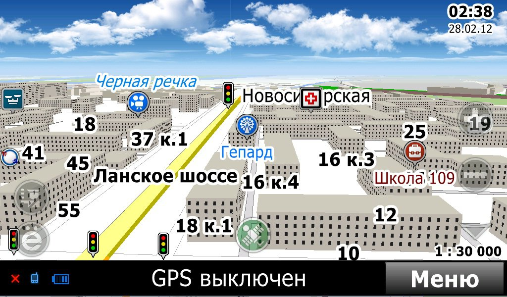 где скачать карту украины для навигатора бесплатно