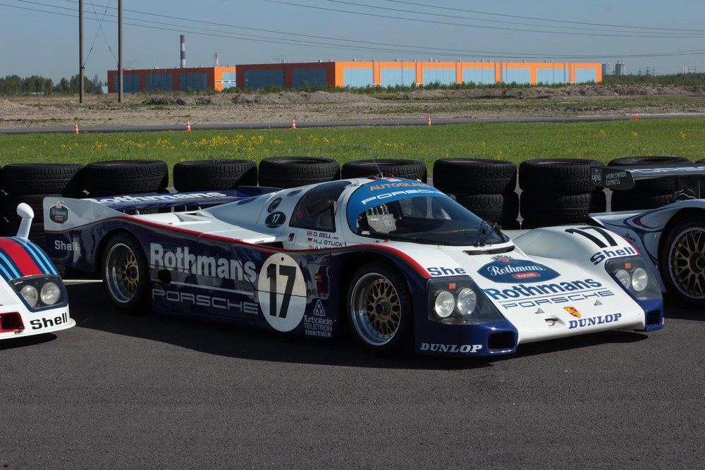 Porsсhe 962 С 1987 модельного года