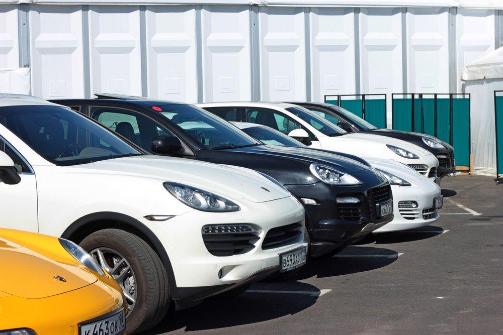 Новое поколение Boxster и другие модели Porsche