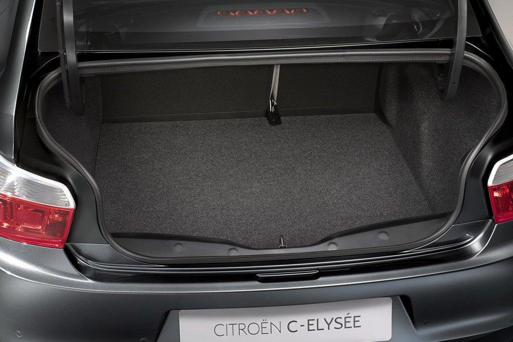 Парижский автосалон 2012: Citroen C-Elysee (Ситроен Це-Элис)