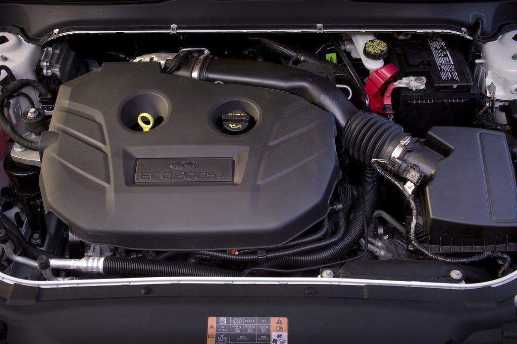Двигатель EcoBoost Ford Mondeo 2013