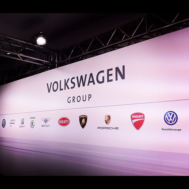 Ducati стала частью Volkswagen Group