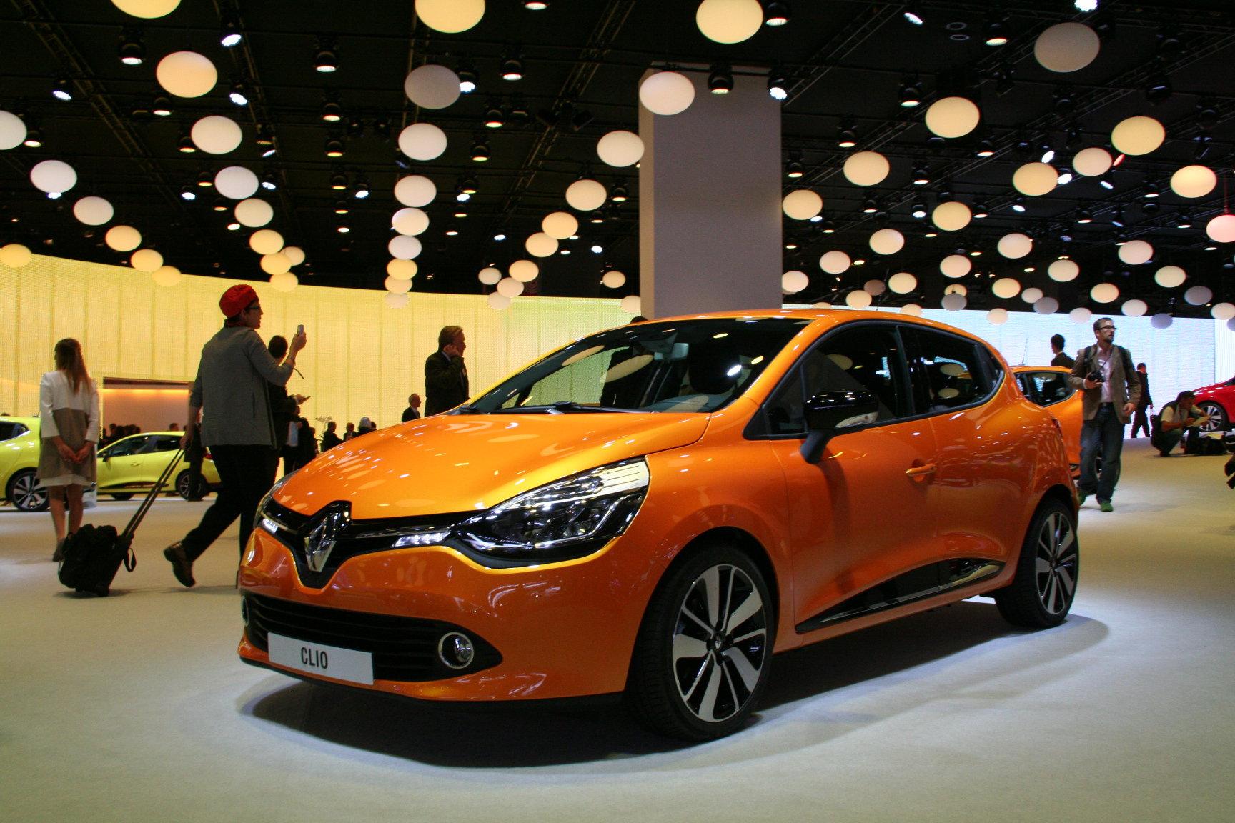 Новый Renault Clio