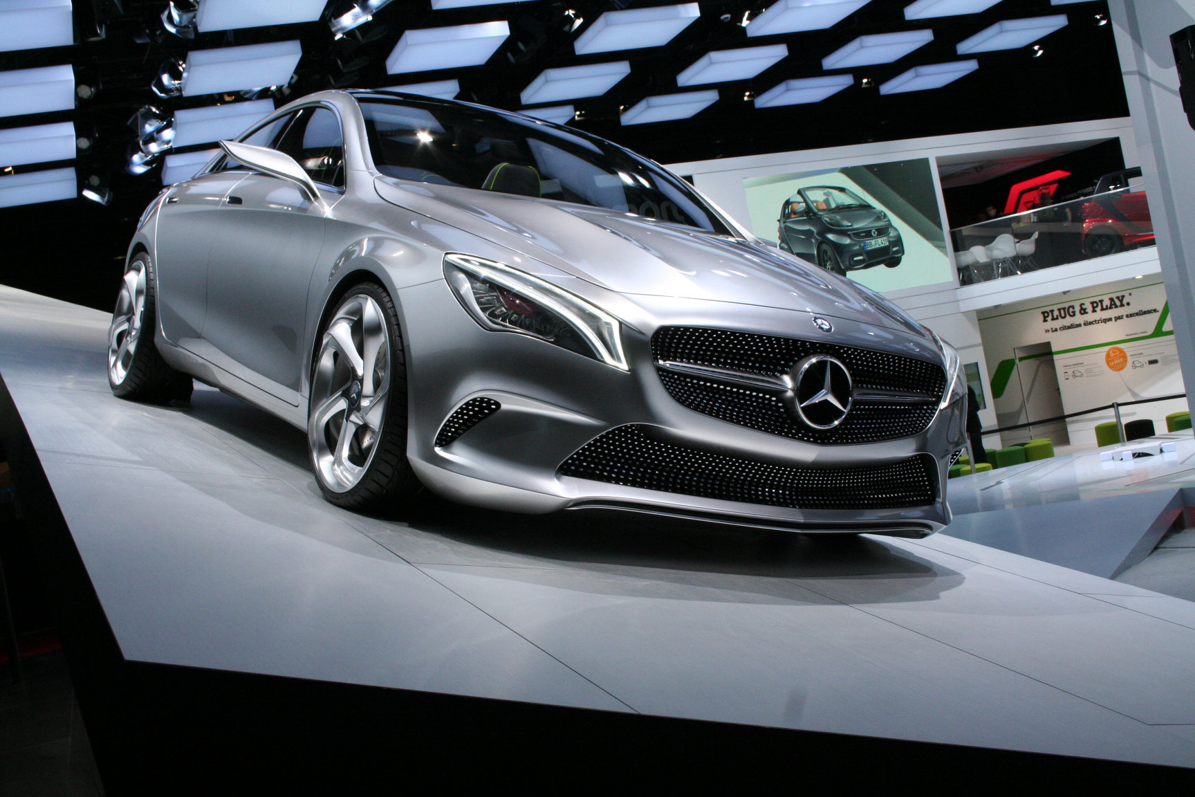 Mercedes style concept