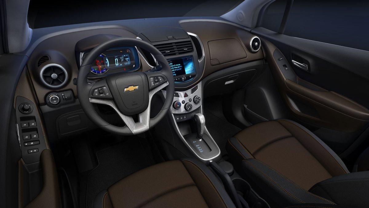 Новый Chevrolet Tracker
