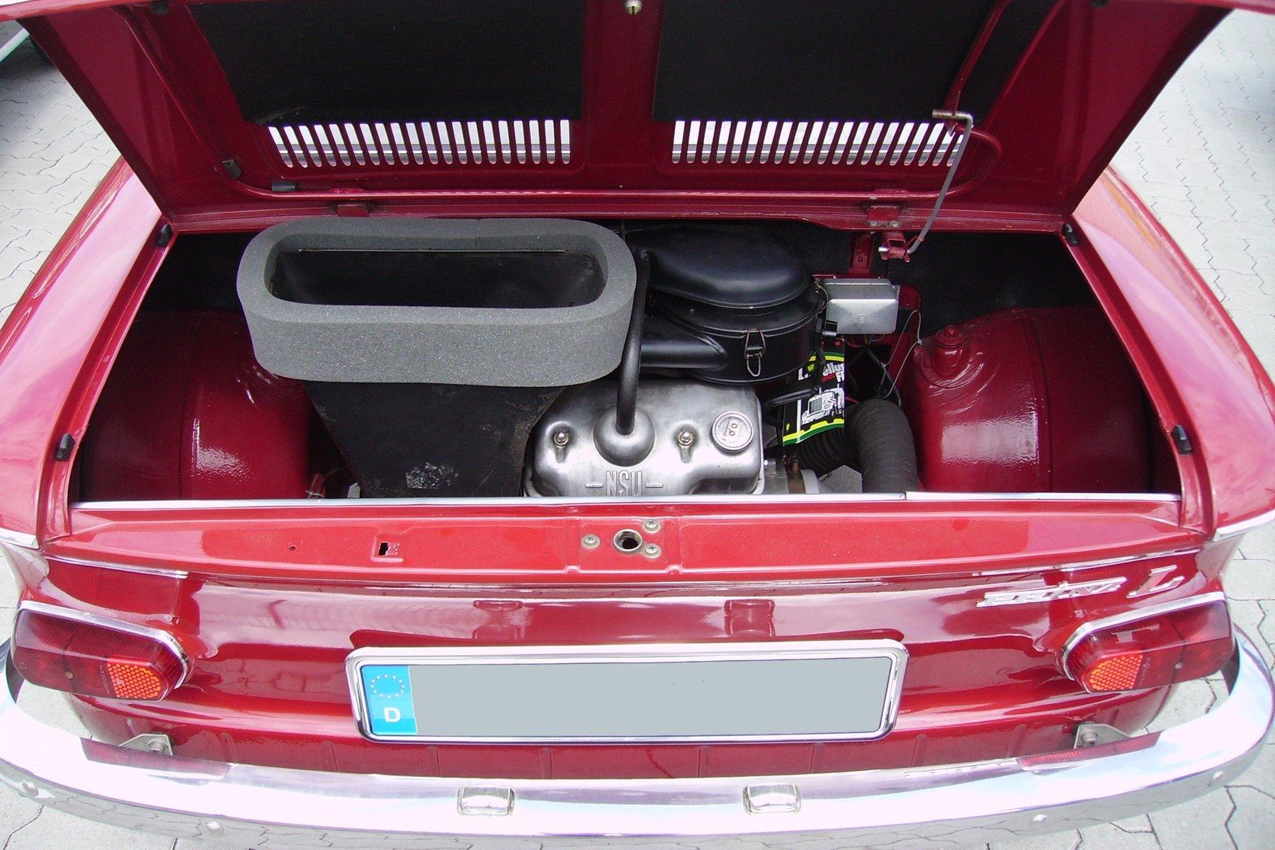 Двигатель NSU Prinz 4