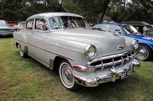 Chevrolet 210 De Luxe