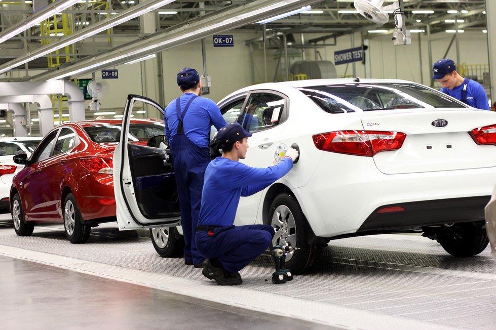 Корейская сборка автомобилей