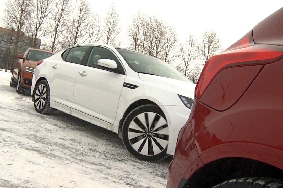 Audi Q3, Kia Optima и Ford Focus