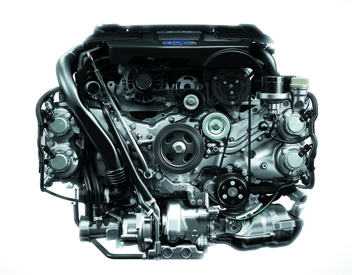 Двигатель Subaru 2.0 Turbo