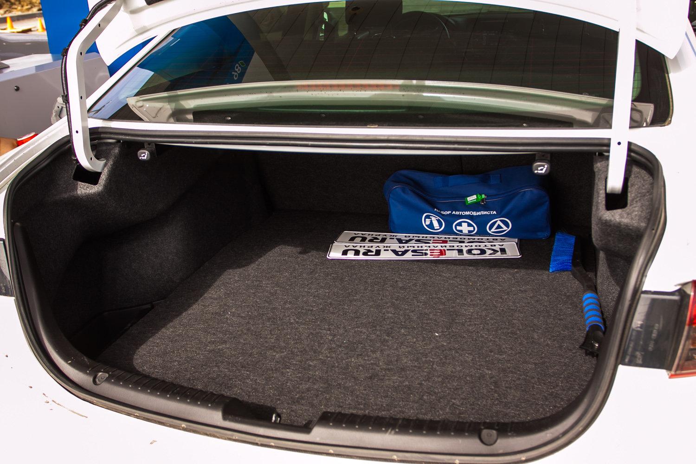 Багажник Mazda6 2012