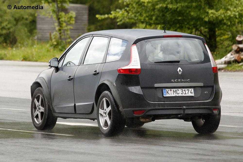 Прототип нового поколения Renault Koleos