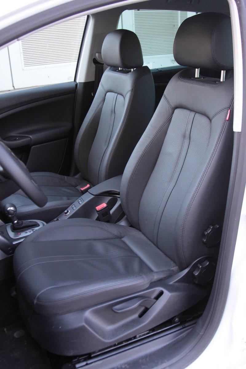 Передние кресла Seat Altea Freetrack