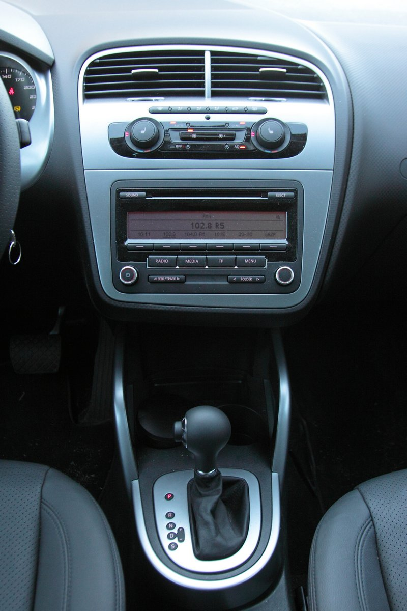 Центральная консоль Seat Altea Freetrack