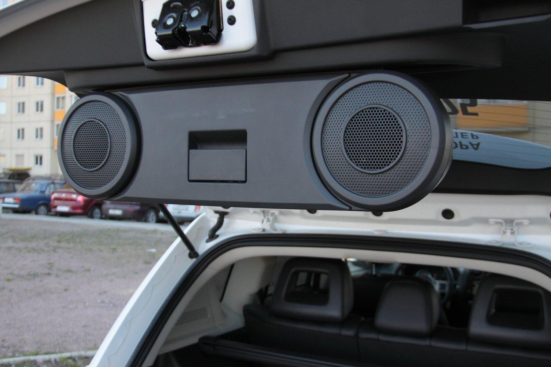 Откидные колонки Jeep Compass