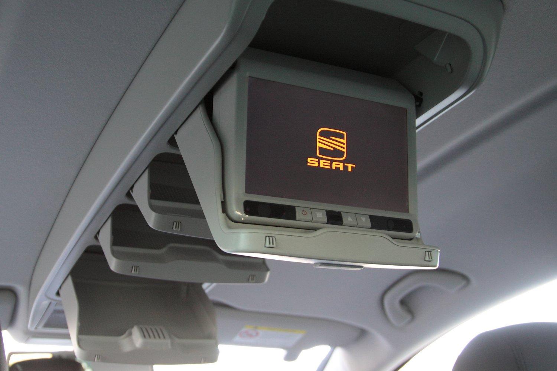 Экран видеосистемы Seat Altea Freetrack