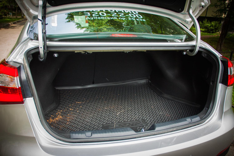 Багажник Kia Cerato