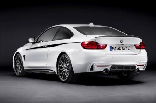 BMW 4-й серии Coupe с пакетом M Performance