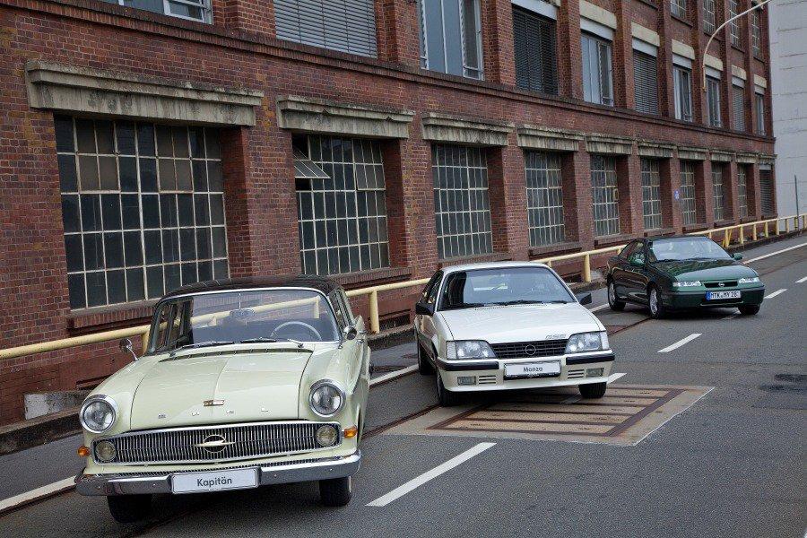 Франкфурт-2013: Opel Monza встанет в один ряд с легендами