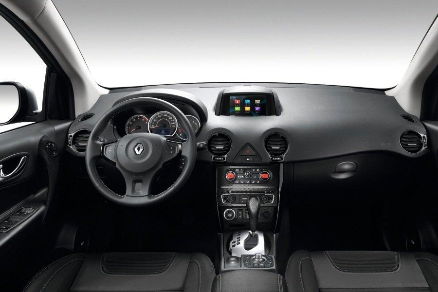 Рестайлинговый Renault Koleos