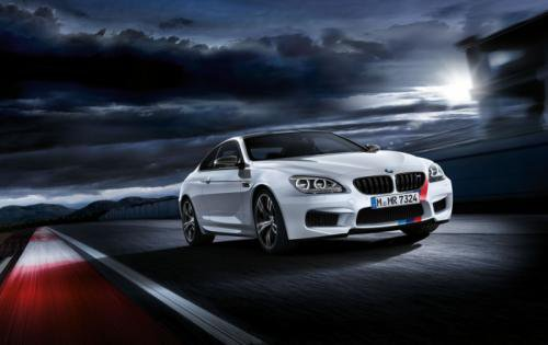 BMW M6 с пакетом M Performance Accessories