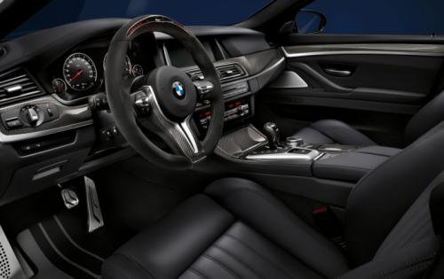 BMW M5/M6 с пакетом M Performance Accessories