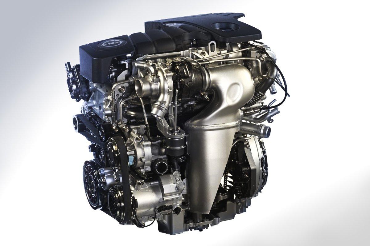Opel Meriva: двигатель 1.6 CDTI