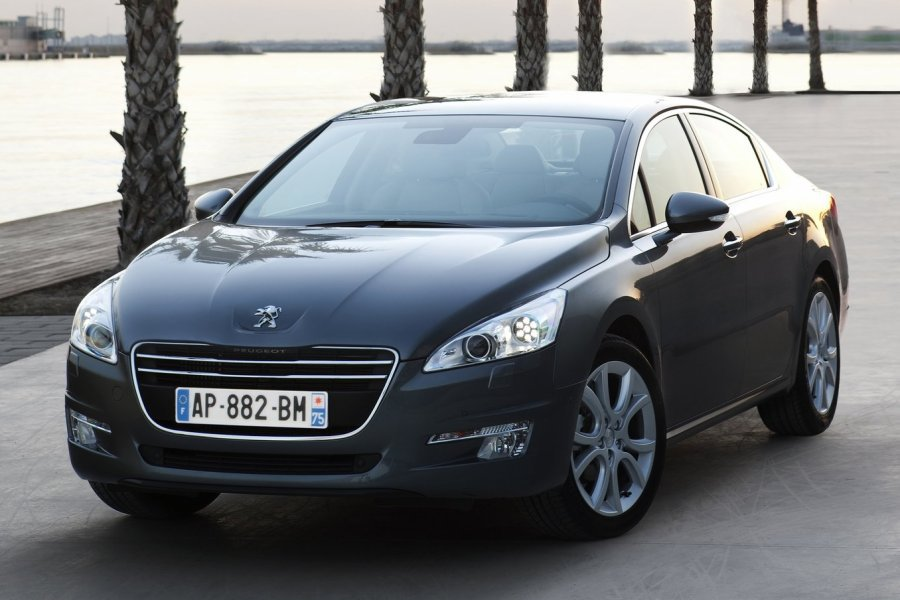 Peugeout 508