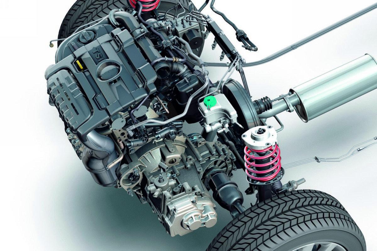 Volkswagen Passat EcoFuel: двигатель 1.4 TSI