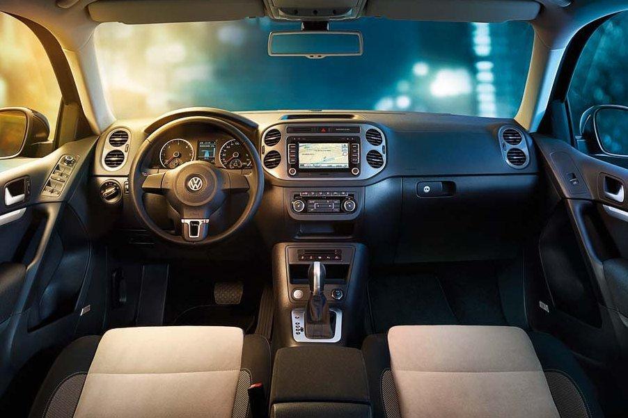 Volkswagen добавил спортивности модели Tiguan