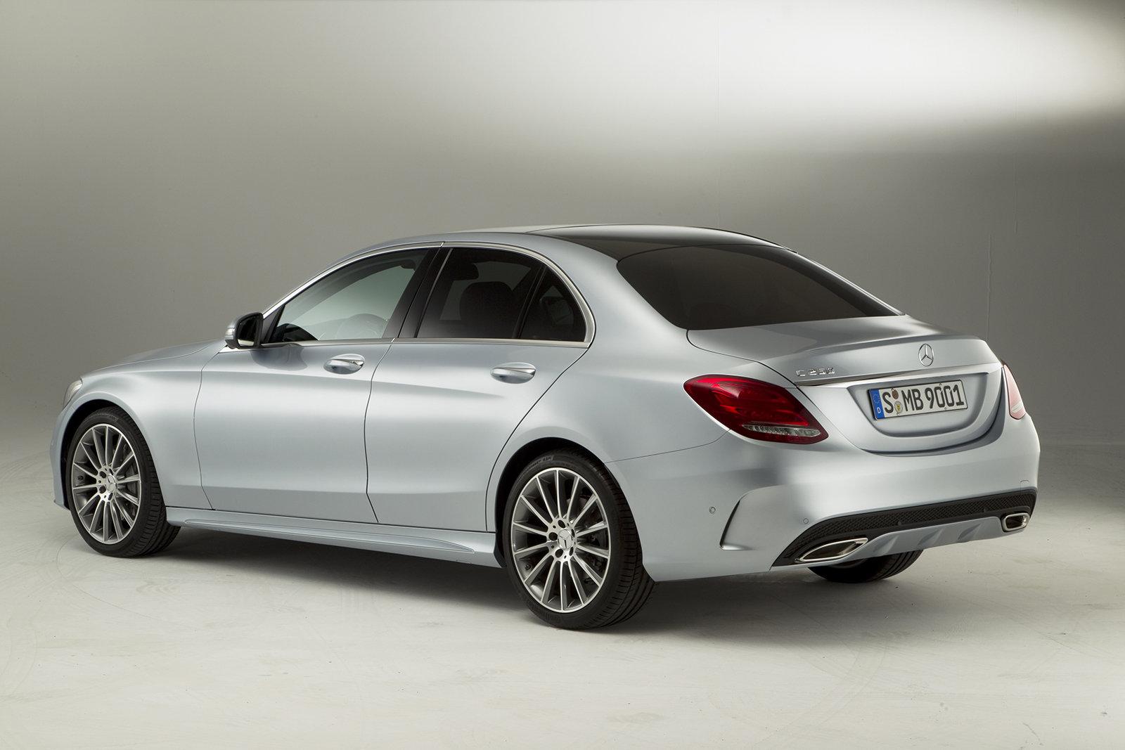 Mercedes-Benz C-класса четвертого поколения