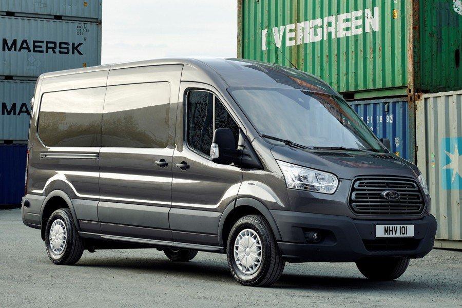 Новый Ford Transit
