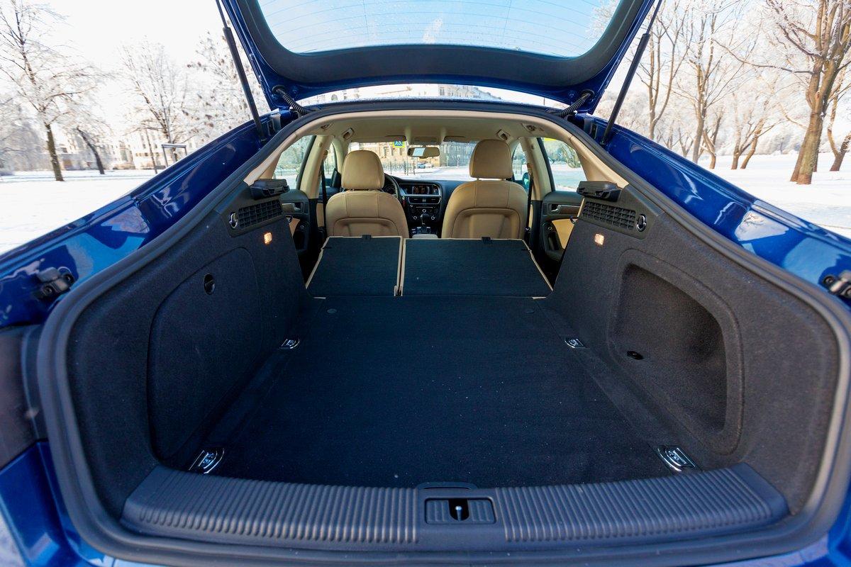 Багажник Audi A5 Sportback