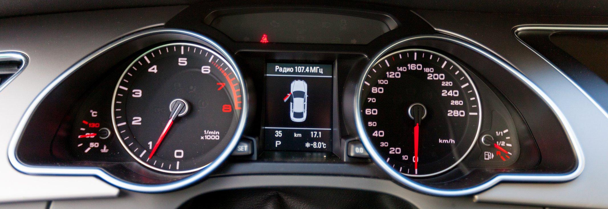 Щиток приборов Audi A5 Sportback